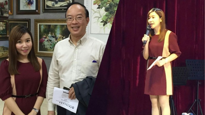 The Hong Kong Federation of Matchmaking and Speed Dating Industry 香港交友約會業總會 Speed Dating 個人會員簡介: 黃嘉如 Yubi Wong
